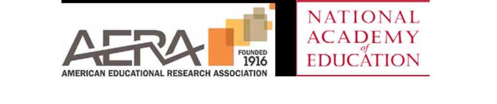 AERA NAEd logos